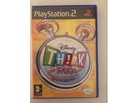 PlayStation 2 Disney Think Fast.