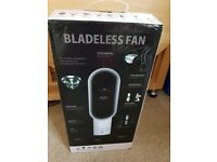 Bladeless Fan with remote control, New