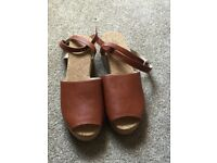 Lovely brown Urban Outfitters shoes