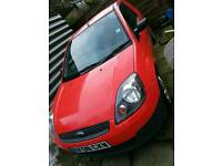 For sale Ford fiesta 1.4 diesel x e.on van or swap for a luton