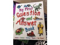 My First Question & Answer Book