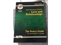 GCSE ENGLISH - The Poetry Guide for new style GCSE.