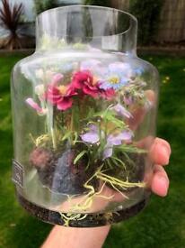 Lifelike flower plant