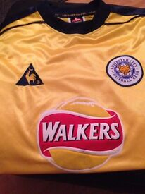 Leicester city 'walkers shirt'