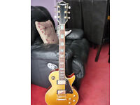 beautiful Westfield guitar Gibson Les Paul style