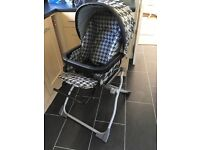 Mamas and Papas pushchair and carrycot