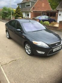 60plate ford mondeo zetec sport diesel