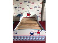 Toddler bed and full set !!