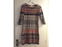 Knitted Dress (Monsoon, size S, used)