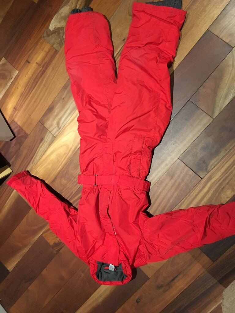 92f9b8e65 Red kids age 8 wed ze ski suit