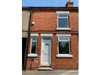Recently renovated 2-bed terrace for rent in Fishers St, Kirkby in Ashfield, Nottingham NG17 9AH