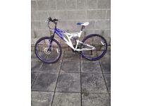 18 speed mountain bike dunlop