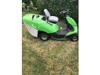 Viking ride on mower