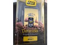 iPhone 7 Defender case