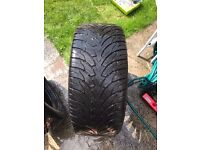 """22"""" ALLOY WHEELS TYRES 5x120 BMW X5 RANGE ROVER SPORT DISCOVERY"""
