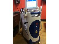 IPL and E-light laser machine, great condition top of the range Unit