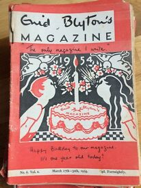 Enid Blyton Magazine - Vintage Collection 48 issues 1953