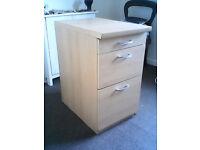 Pedestal drawer-unit for office