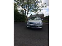 Vauxhall Astra twintop. 2007. 74k. 10 months mot. Clean car. £995. No offers