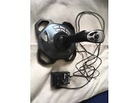 Logitech Force 3D Pro Joystick - full working order - great for flight and glider simulations