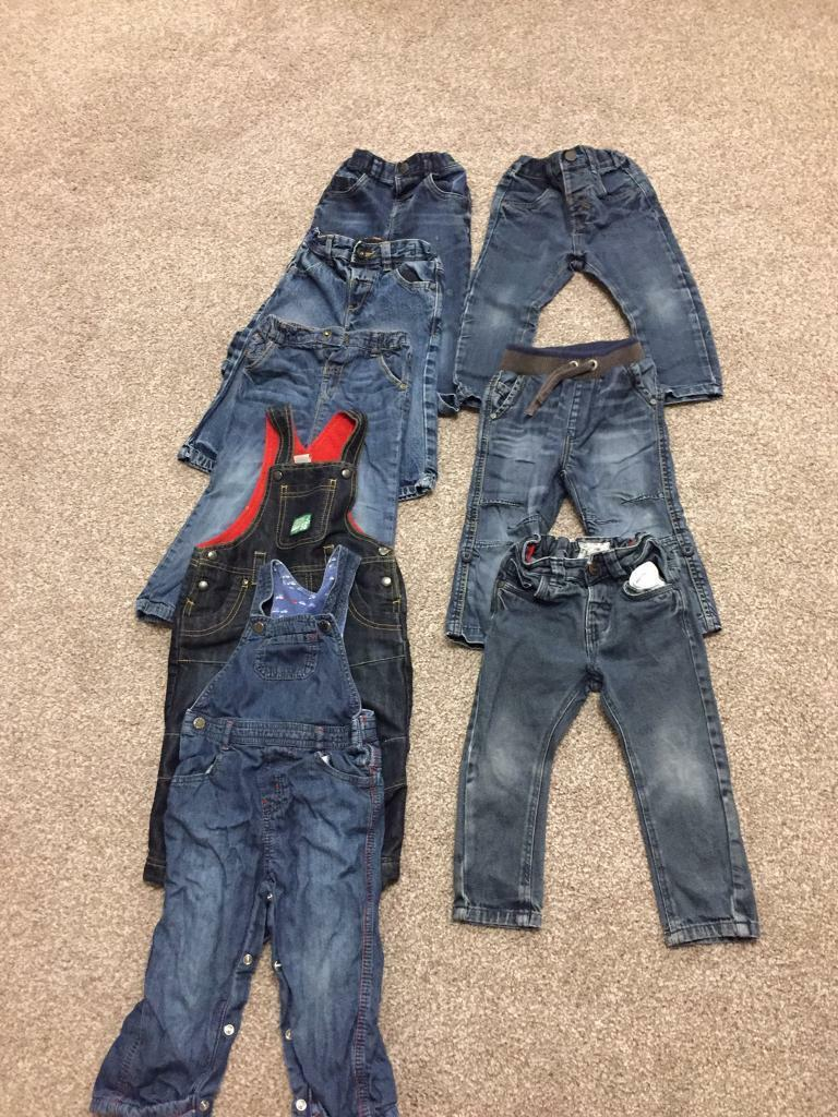 Baby & Toddler Clothing Bottoms Tu 12-18 Months Boys Jeans