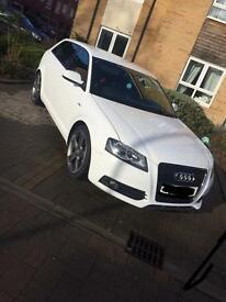 Swops Audi A3 sline back addition