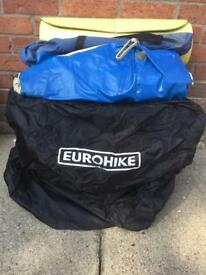 Eurohike Tent and Bed Roll