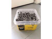 Nails 100mm x 4.5mm 4'' ~5kg