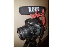 Canon 7D Digital Camera
