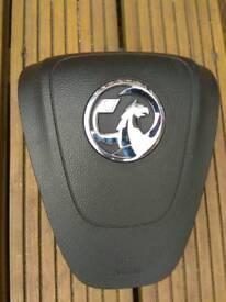 Vauxhall Astra J (mk6) Steering Wheel Airbag
