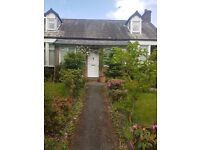 Spacious three bedroom semi detached house for rent