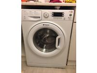 Hotpoint washing machine ONLY ONE YEAR OLD