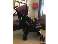 Double Buggy like new. Only used twice.