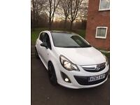 VAUXHALL CORSA LIMITED EDITION 1.3 CDTI ECOFLEX 75BHP 5DR...HATCHBACK, 2013 (63 PLATE)