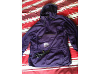 Puma 101% purple 2 piece outdoor pursuit outfit (small), camping, hiking, fishing etc