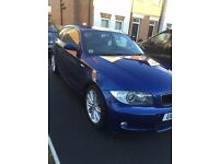 BMW 118d M sport 2007 3door Hatchback