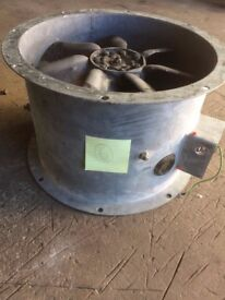 480mm Cased Axial Fan