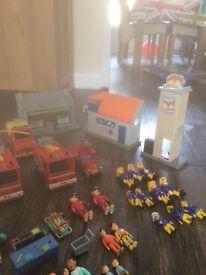 Huge fireman Sam bundle