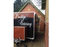 Mobile Catering Trailer 10ft x 6ft