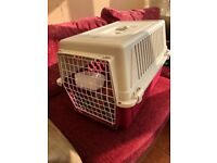 Ferplast Pet cage for cats or Small Dogs or Puppies