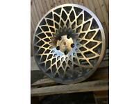 """Brand new 18"""" Stuttgart STX alloy wheels 5x112 audi vw seat merc"""