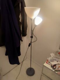 Double lamp 4.5 feet tall excellent central London bargain