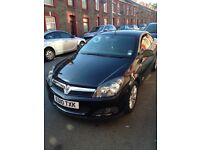 Vauxhall Astra twin top sport 1.8 low mileage no damage or faults