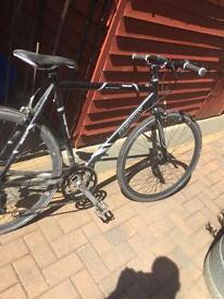 Teman hybrid bike