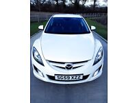 2009 Mazda 6 Sports 93k! 2.2 Diesel 185bhp – Mint – HPI clear – FSH – 2 owners