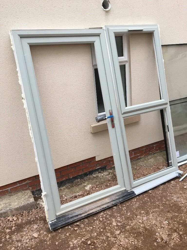 1 unit door and window sizes 1950x2140,brand new put in block flats but  replaced due to regs | in Bedminster, Bristol | Gumtree