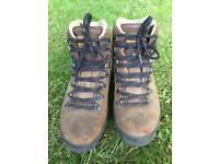 Hiking boots size 7 Meindl Borneo - Lady