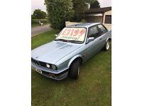 BMW E30 Auto 316i LUX
