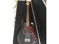 Fender USA American Deluxe Precision Bass