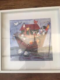 Alex Clark framed prints